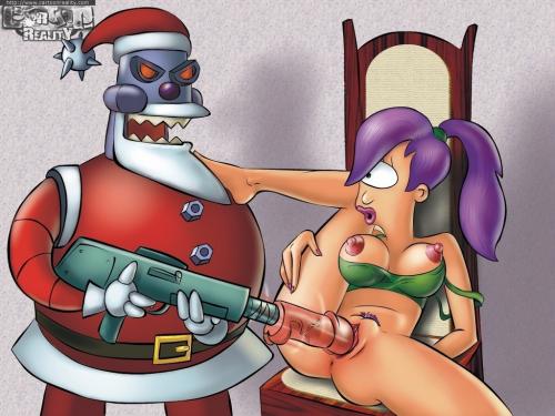 Free nude futurama cartoons